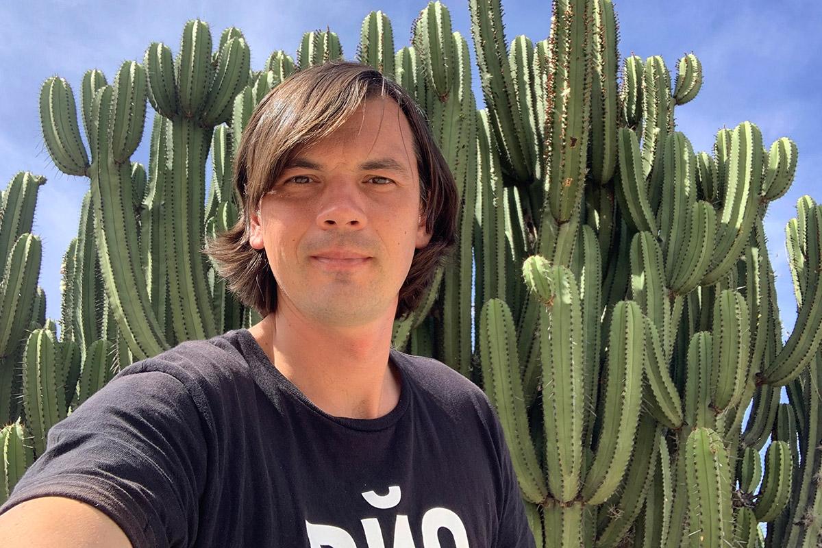 Максим Баландюх, Мексика