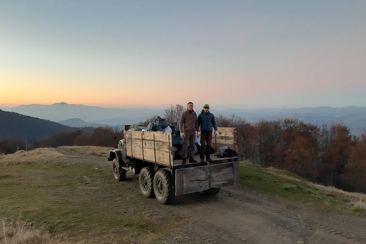 Карпати: гірська спільнота та її етика