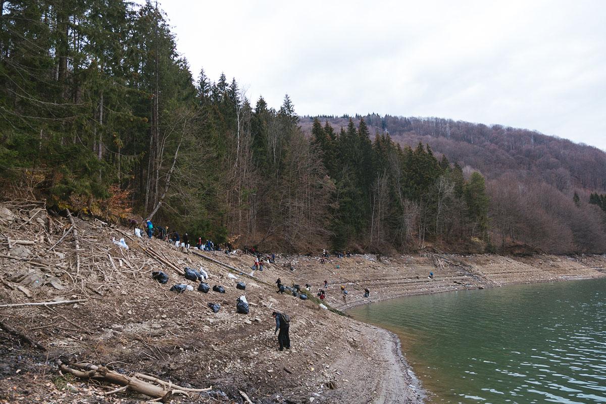 Вільшанське водосховище: екопікніки від Chysto.de
