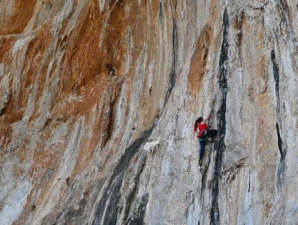 Скелелазіння на півострові Датча (Datça)