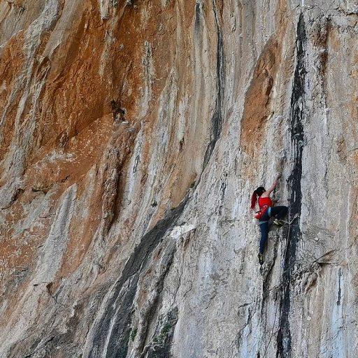 Скелелазіння Датча 6В+, сектор Джан Баба