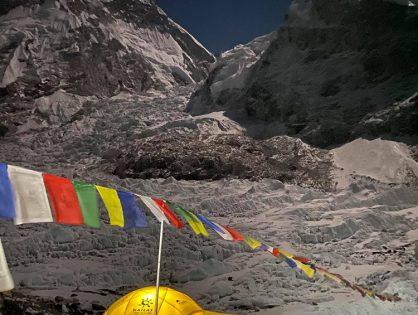 Нічне сходження на Еверест
