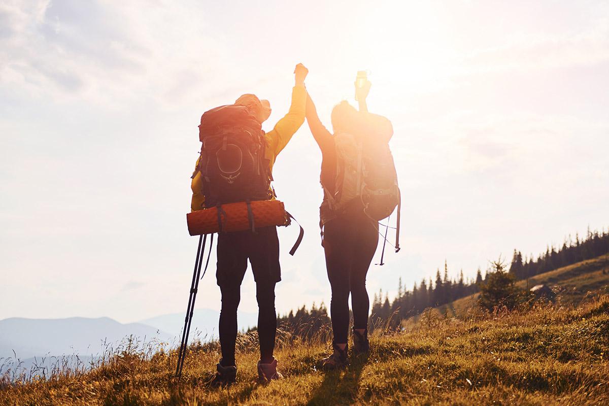 Гірські ландшафти: рухаємося карпатськими схилами