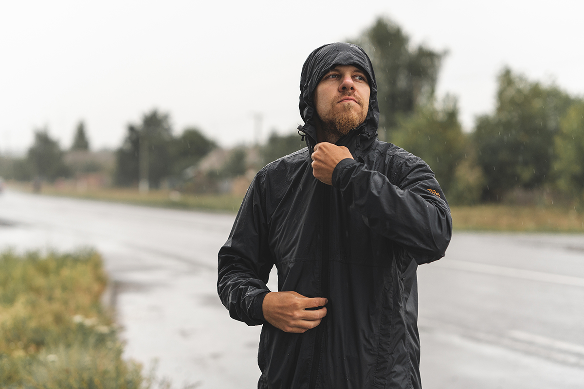 Дощ: як вберегтися від негоди?