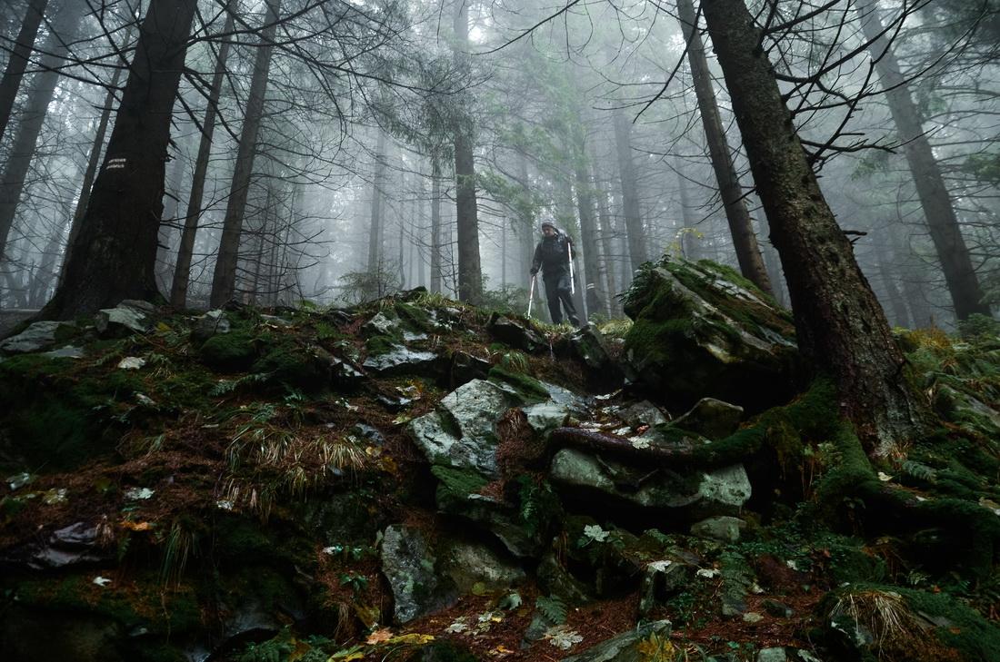 Карпатські локації: Сивуля, Ігровець, Висока