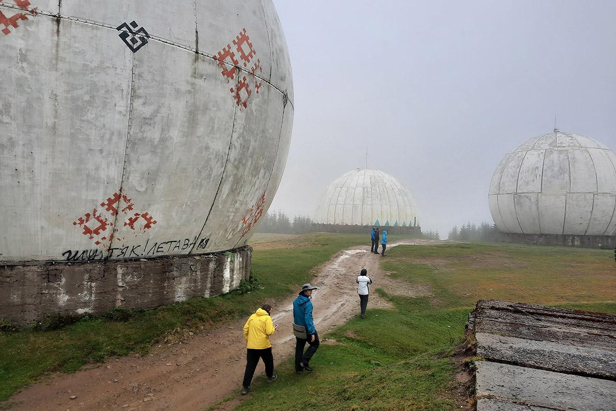 "Проект ""100 Вершин"": 770 км Карпатами за 50 днів"