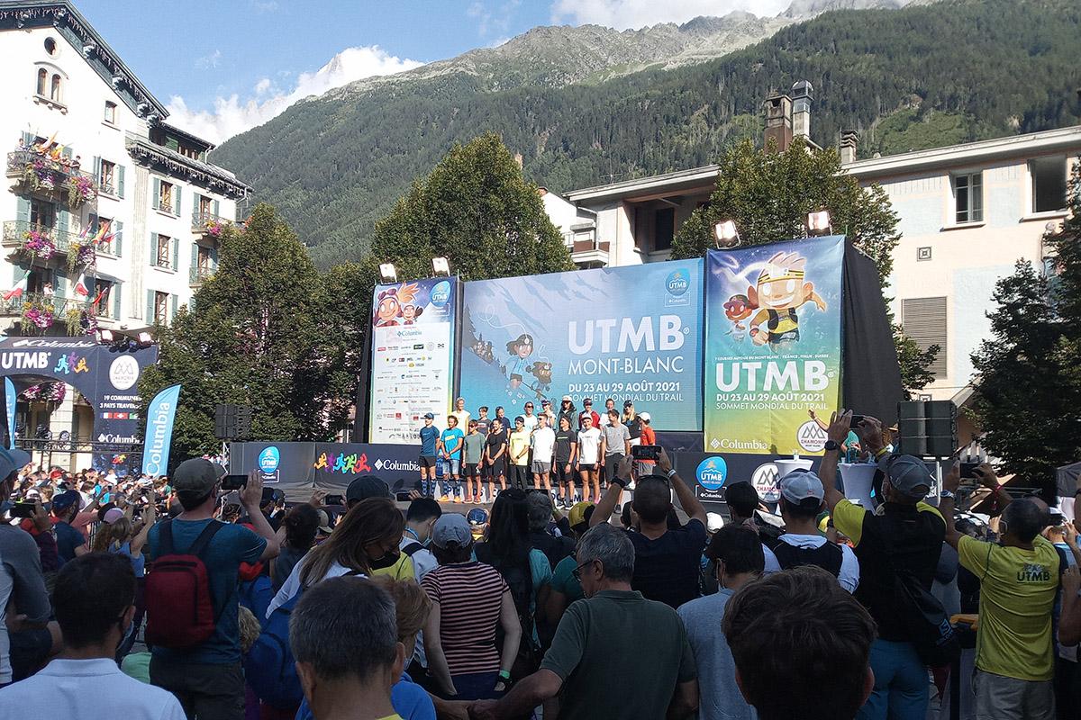 Аутдорні змагання: Ultra-Trail du Mont-Blanc (UTMB)